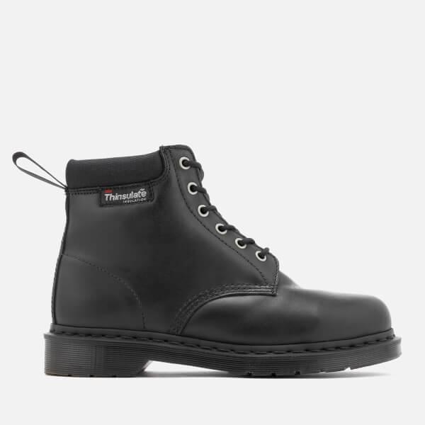 Dr. Martens 939 New Laredo Extra Tough Nylon Lace Low Boots - Black: Image