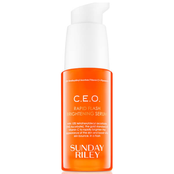 Sunday Riley C.E.O. Rapid Flash Brightening Serum 1oz
