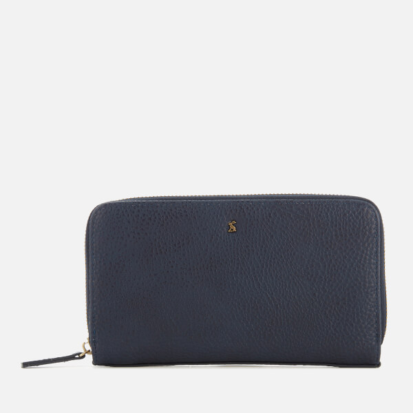 Joules Women's Fairford Bright Zip Purse - French Navy