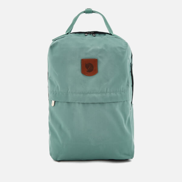 c7ac73e6c62e6 Fjallraven Greenland Zip Large Backpack - Frost Green  Image 1