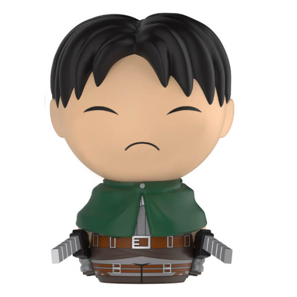 Attack on Titan Levi Dorbz Vinyl Figure
