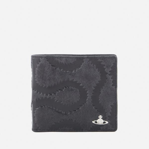 Vivienne Westwood Men's Belfast Wallet with Coin Purse - Black
