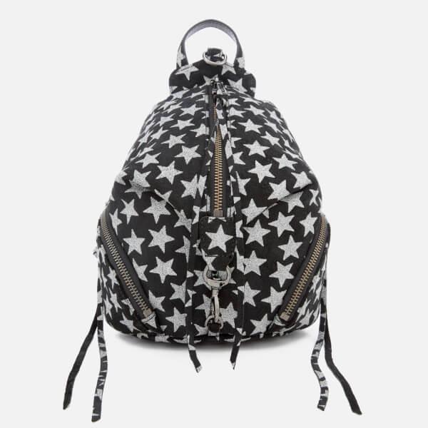 c2afa9f9b70a0 Rebecca Minkoff Women s Convertible Mini Julian Backpack - Black  Image 1