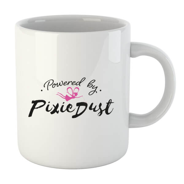 Powered by Pixie Dust Mug