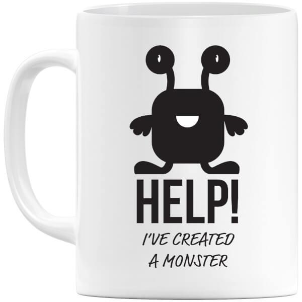 HELP Ive Created a Monster Mug