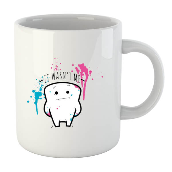 It wasnt Me Tooth Mug