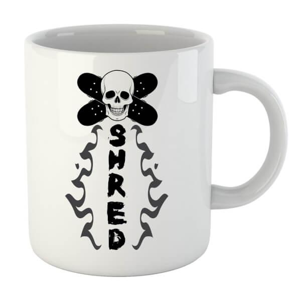 Shred Skateboards Mug