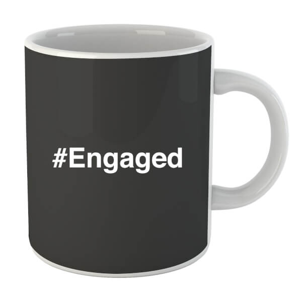 Engaged Mug