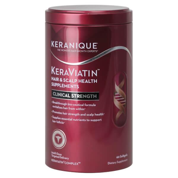 Keranique KeraViatin Hair and Scalp Supplements