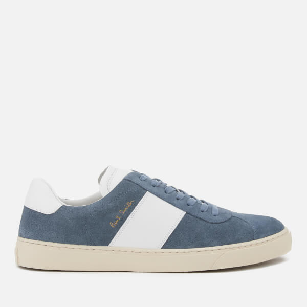 Paul Smith Men's Levon Leather Tennis Trainers - - UK 10