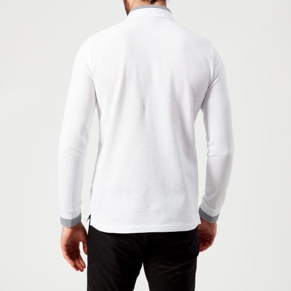 Mens Polo Long Sleeve Shirts