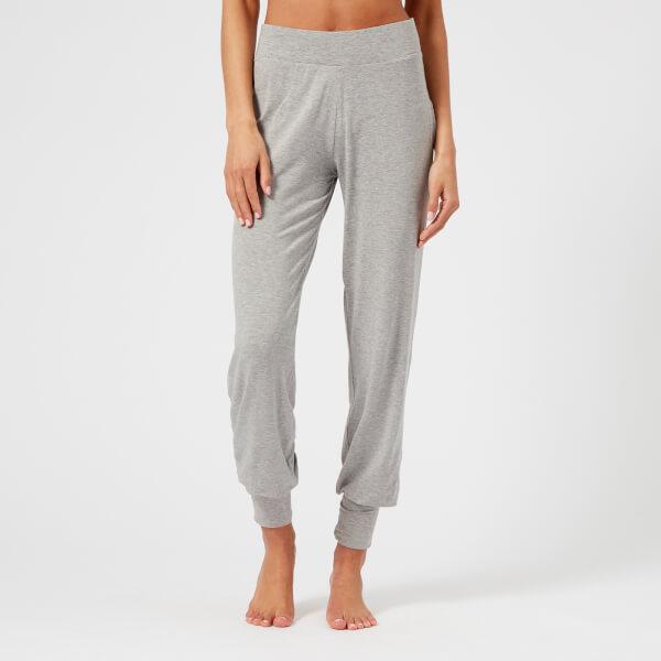 M-Life Women's Awakening Cuff Pants - Pebble Melange