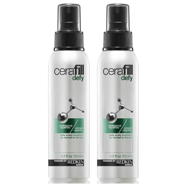 Redken Cerafill Defy Aminexil Treatment Duo (2 x 125ml)