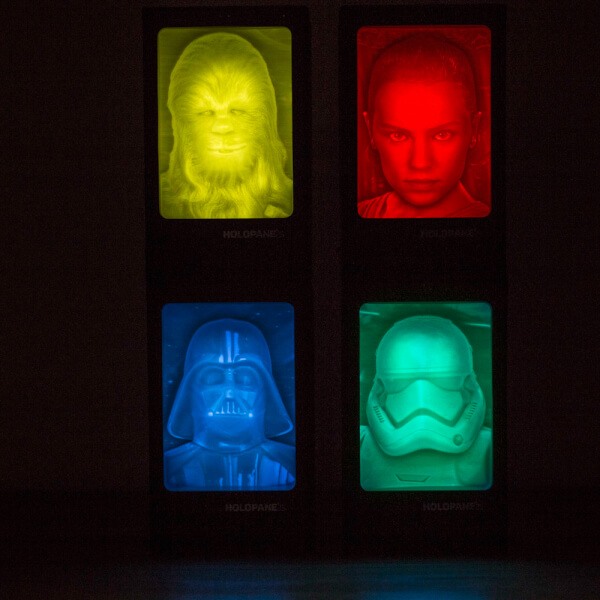 Star Wars Holopane Light Box Stormtrooper Iwoot