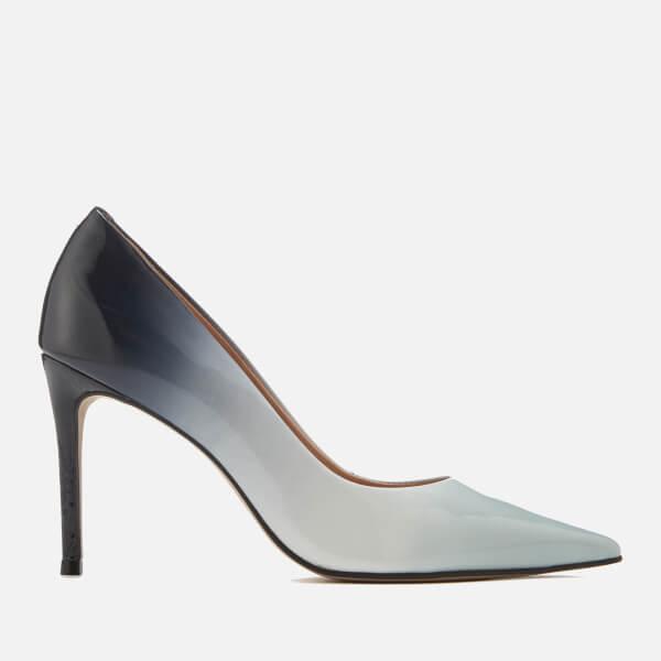 Carvela Women's Alison Patent Court Shoes - Pale Blue