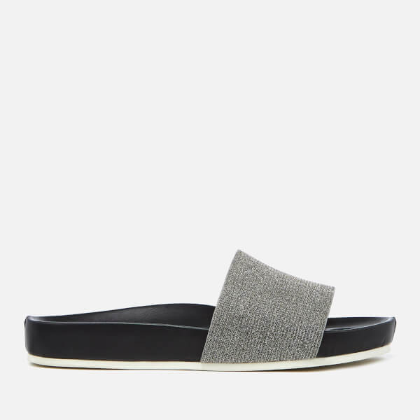 Kurt Geiger London Women's Missy Slide Sandals - Silver