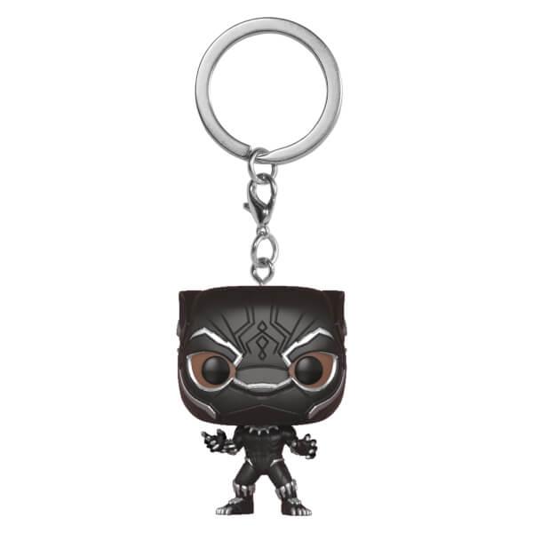 Black Panther Pop! Keychain