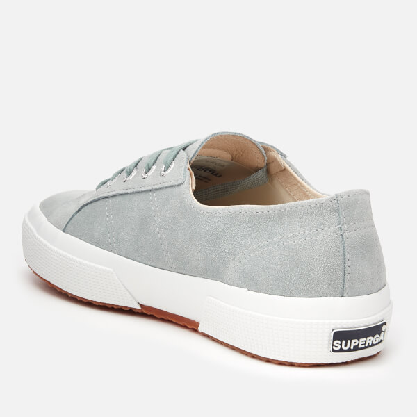 Superga Women's 2750 Sueu Trainers - Light - UK 3 ELDWR