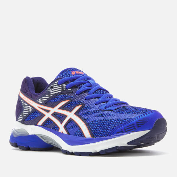 0b74fe5077481 Asics Running Women's Gel Flux 4 Trainers - Blue Sports   Leisure ...