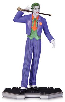 Statuette Le Joker - DC Comics Statue Icons