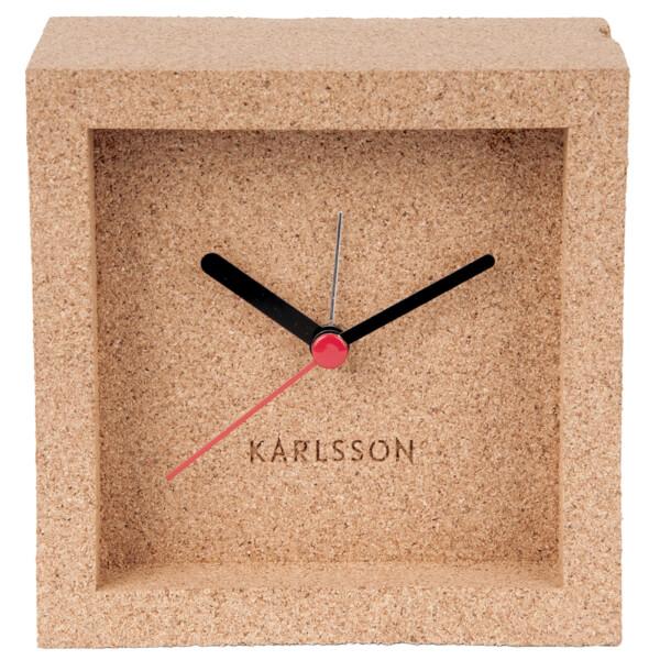 Karlsson Franky Cork Alarm Clock