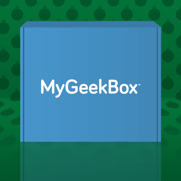 My Geek Box Special Christmas Box