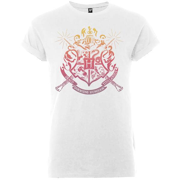 Harry Potter Draco Dormiens Nunquam Titillandus Men's White T-Shirt