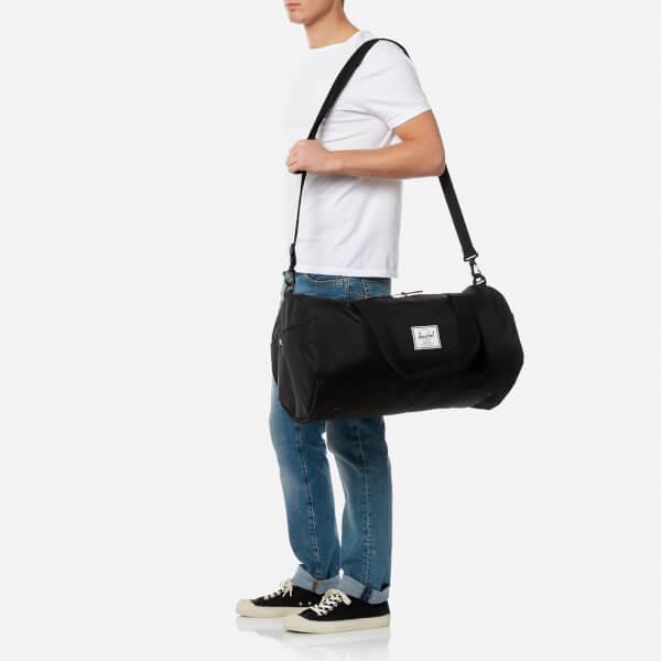8ca42778019f Herschel Supply Co. Men s Sutton Duffle Bag - Black  Image 3