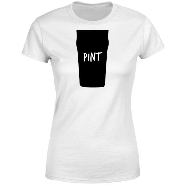 Full Pint Women's T-Shirt - White