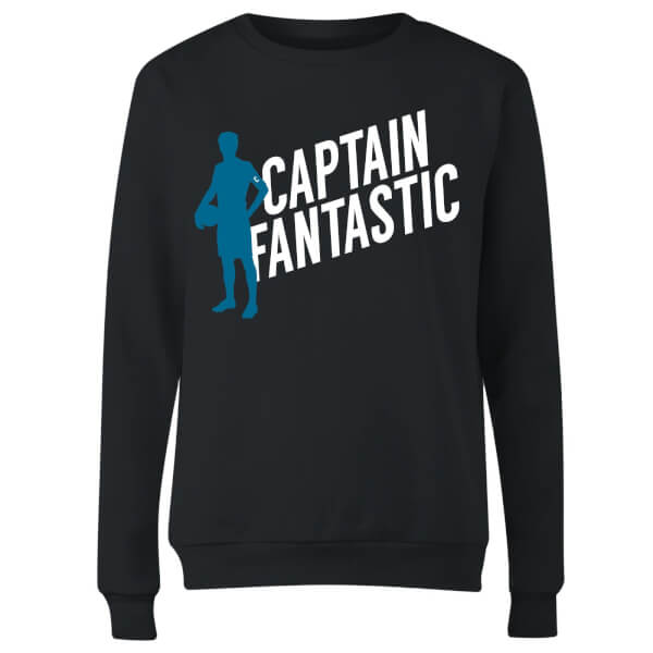 Captain Fantastic Women's Sweatshirt - Black