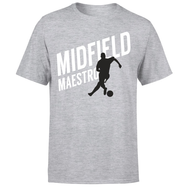 Midfield Maestro T-Shirt - Grey