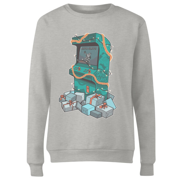 Arcade Tress Women's Sweatshirt - Grey