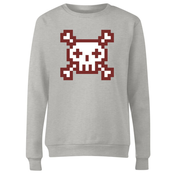 You are Dead Gaming Women's Sweatshirt - Grey