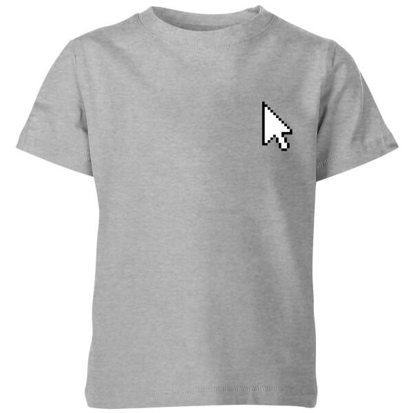 Pointer Gaming Kids' T-Shirt - Grey