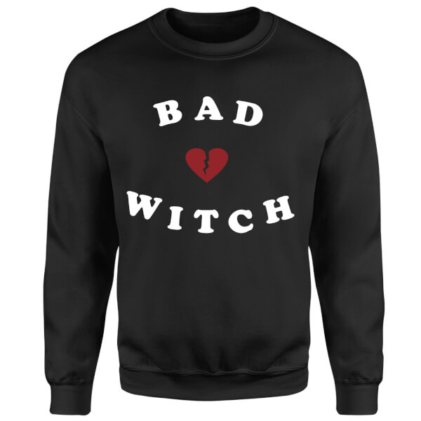 Bad Witch Sweatshirt - Black