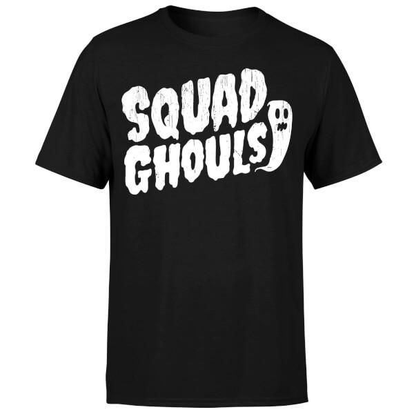 Squad Ghouls T-Shirt - Black
