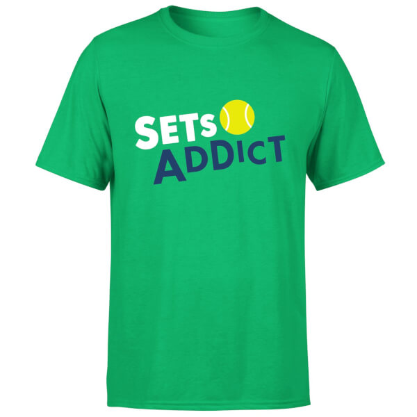 Set Addicts T-Shirt - Kelly Green