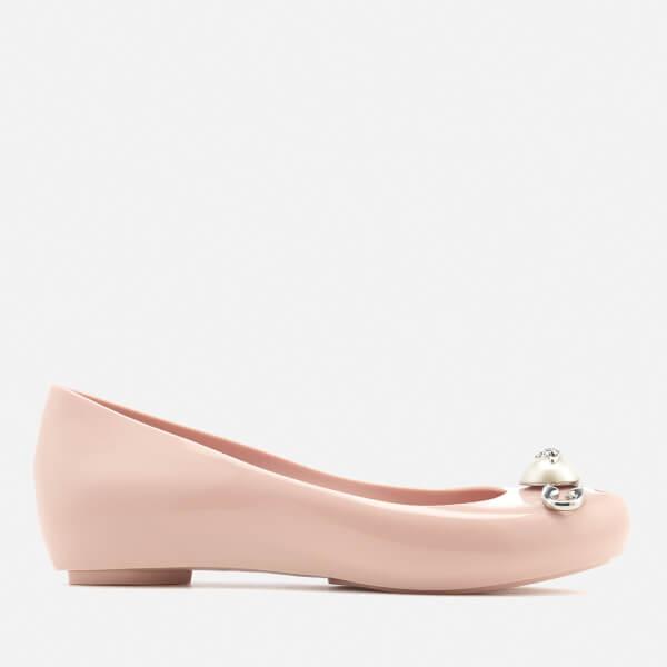 Vivienne Westwood Women's Ultragirl 19 Ballet Flats - Blush Pin - UK 6 wnG1029DY