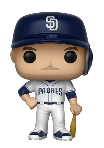 MLB Will Myers Pop! Vinyl Figure