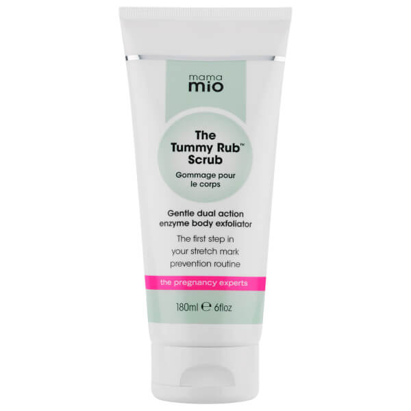 Mama Mio The Tummy Rub Scrub 180ml