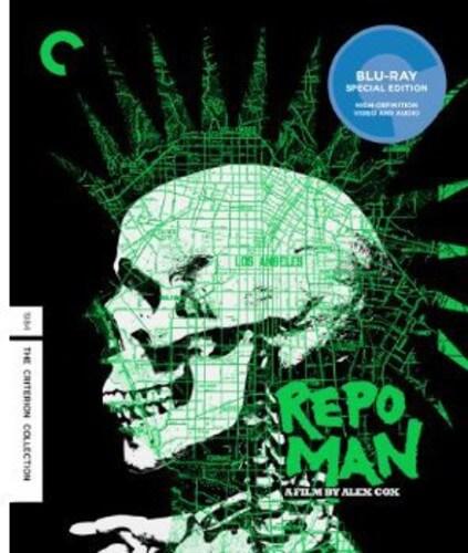 Criterion Collection: Repo Man