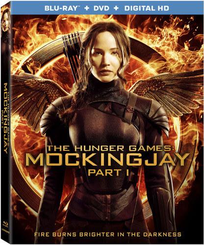 Hunger Games: Mockingjay Pt. 1