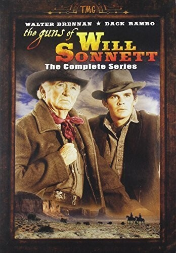 Guns Of Will Sonnett: Complete Series