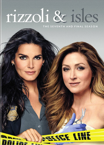 Rizzoli & Isles: Complete Seventh & Final SSN S7