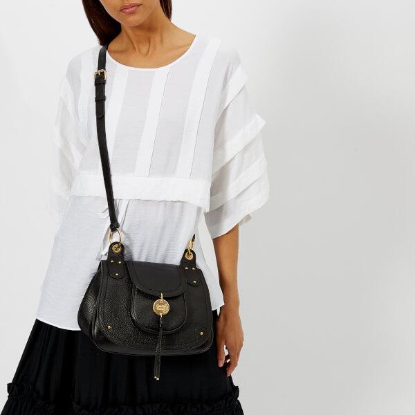 16d3d3ae1857 See By Chloé Women s Susie Medium Shoulder Bag - Black  Image 3