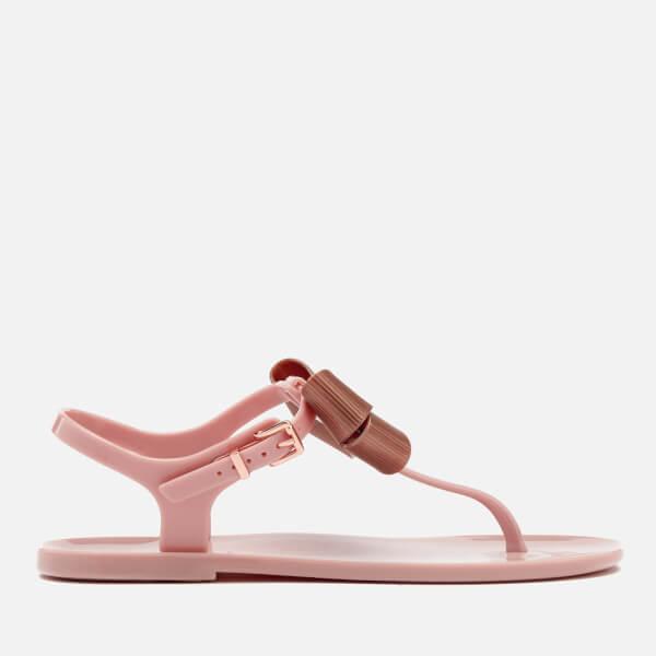 Ted Baker Women's Camaril Toe Post Sandals - Mink Pink