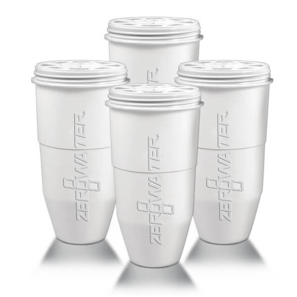 ZeroWater 4-Pack Filter