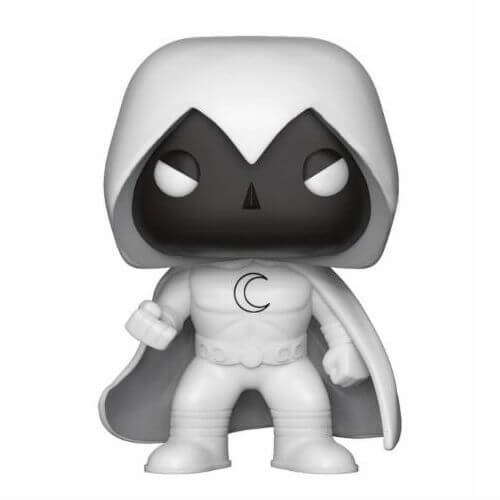 Marvel Moon Knight Exc Pop Vinyl Bobble Head Figure Pop