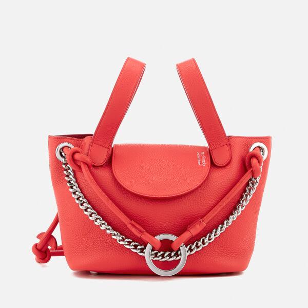 meli melo Women's Linked Thela Mini Tote Bag - Mars Red
