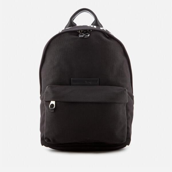 McQ Alexander McQueen Men's Classic Backpack - Black/White